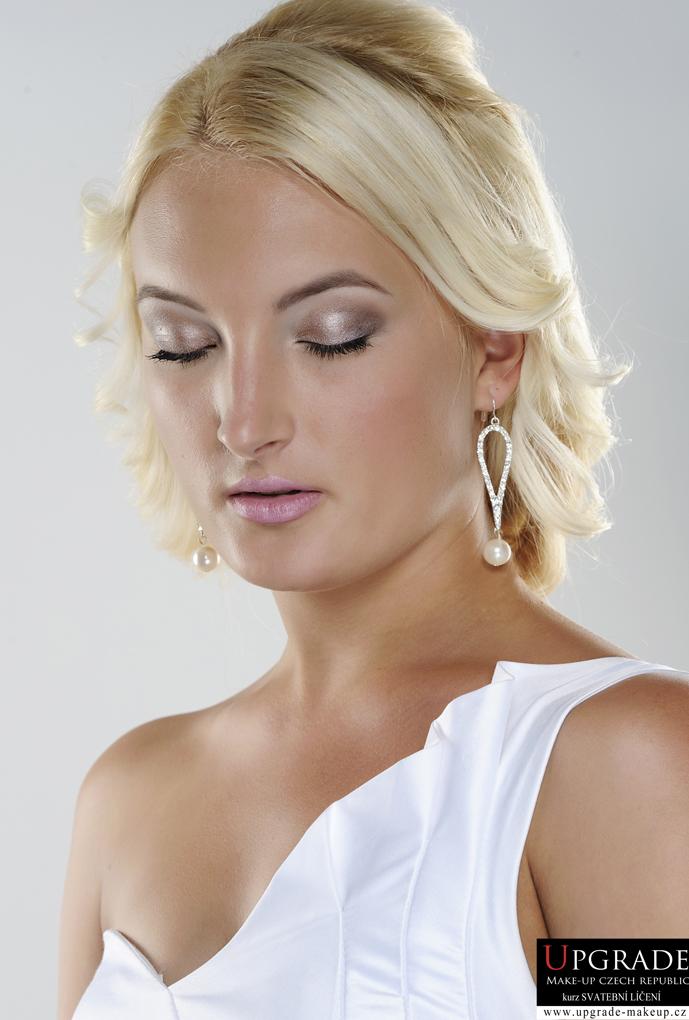 Svatební makeup - 1200 Kč