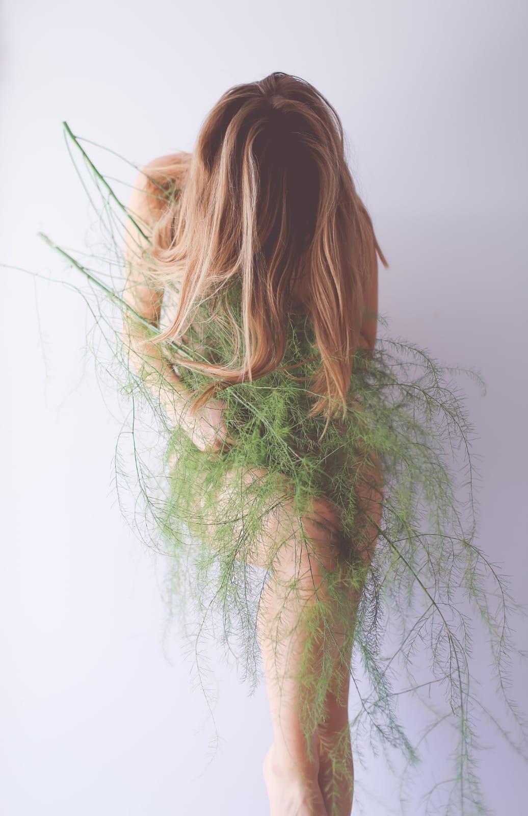 Kalifornská balayage - dlouhé vlasy